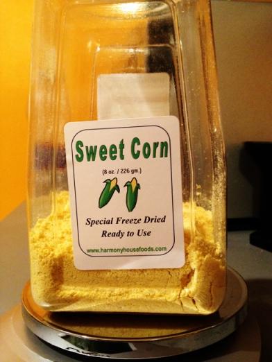 Sexy Freeze Dried Corn
